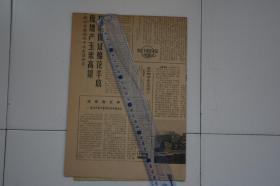 河南日报1965年3月10日《睦南关改名友谊关》《商丘人民医院积极改进门诊工作》