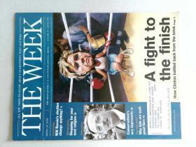 The Week 美国一周杂志 2008年3月14日 外文原版过期时事新闻