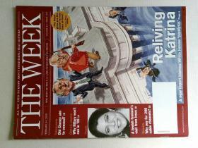 The Week 美国一周杂志 2006年2月24日 外文原版过期时事新闻
