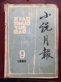 小说月报 (1980年第9期)