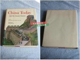 英文原版China Today and her Ancient Treasures