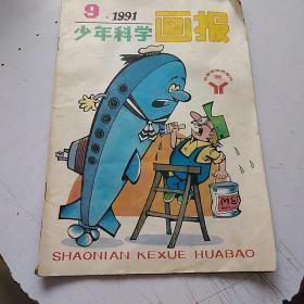 少年科学画报1991年 9