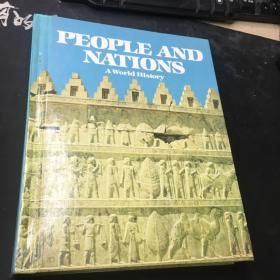 PEOPLE AND NATIONS A NATIONS