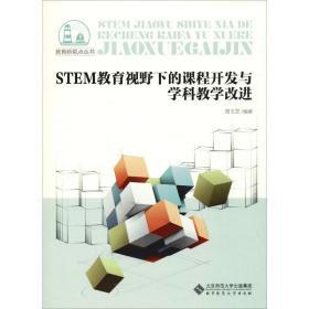 STEM教育视野下的课程开发与学科教学改进/教育新视点丛书