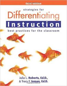 Strategies for Differentiating Instruction: Best