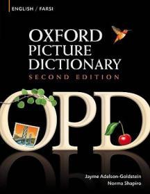 Oxford Picture Dictionary: English-Farsi