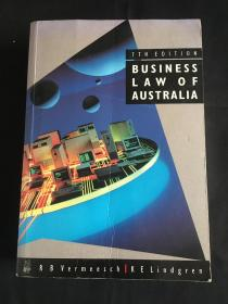BUSINESS LAW OF AUSTRALIA