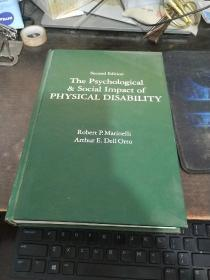 the psychological & social impact of physical disability 身体残疾的心理和社会影响