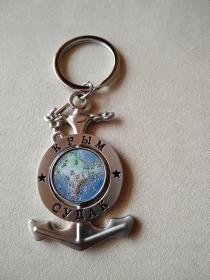 钥匙链:克里米亚苏达要塞城堡 КРЫМ СУДАК