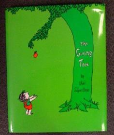 the giving tree by shel silvertein