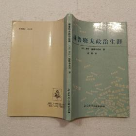 赫鲁晓夫政治生涯(32开)平装本,1991年一版一印