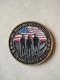 美国9.11纪念章