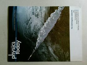 physics today 2014/09 今日物理学术论文原版外文期刊学术期刊