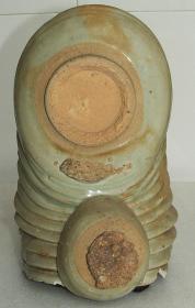 宋代   益阳  羊舞岭窑  瓷器  11个大粘连  (长25cm宽16.5cm高27.5cm)