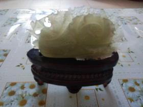 岫岩玉白菜