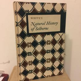 Natural history of selborne by Gilbert White — 怀特《塞尔伯恩自然史》口袋精装本