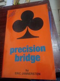precision bridge英文桥牌书