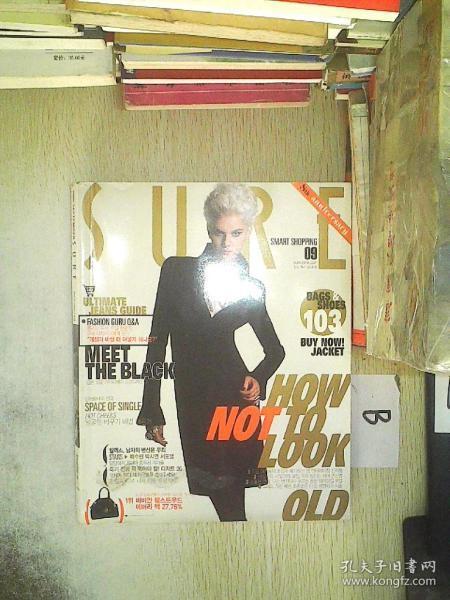 2009 SEPTEMBER SURE (韩国杂志)