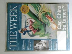 The Week 美国一周杂志 2005年3月25日 外文原版过期时事新闻