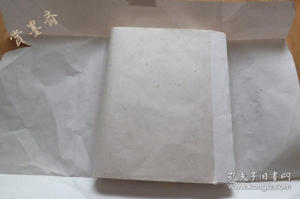 日本画仙纸 和纸 老宣纸 四尺单宣半切100张 N544