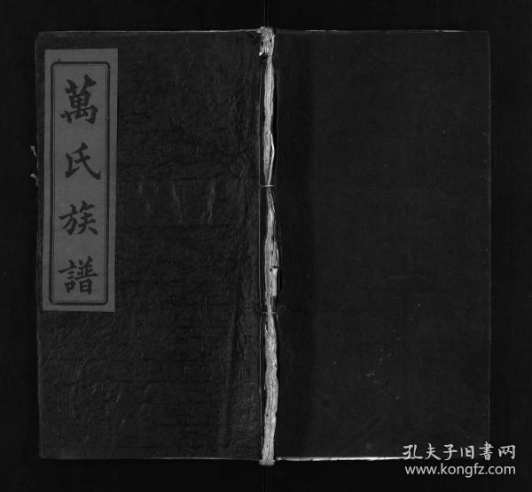 浏阳万氏族谱 [9卷,首3卷]
