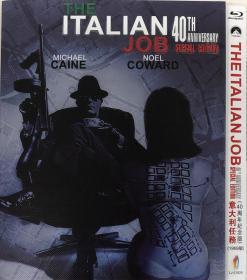 蓝光电影-意大利任务