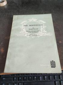 the moonstone+wuthering heights(2本合售)