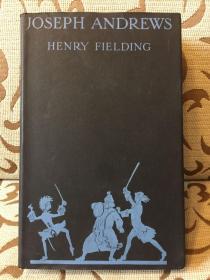 Joseph Andrews by Henry Fielding -- 1929年老版书 Norman Tealby插画