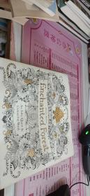 Enchanted Forest魔法森林 英文原版