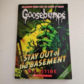 Classic Goosebumps #22: Stay Out of the Basement 鸡皮疙瘩经典版22:远离地下室