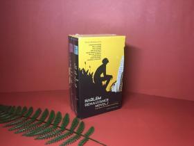 预售哈莱姆文艺复兴小说合集美国图书馆线装版盒装Harlem Renaissance Novels: The Library of America Collection: (two-Volume Boxed Set)