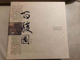 【正版现货,一版一印】百骏图(珍藏版明信片)意大利耶稣会传教士郎世宁绘,在中国从事绘画达五十多年,成为宫廷画师,《百骏图》是他的代表作之一,描绘了姿态各异的骏马百匹放牧游息的场面,全卷色彩浓丽,构图复杂,风格独特,别具意趣,十分珍贵