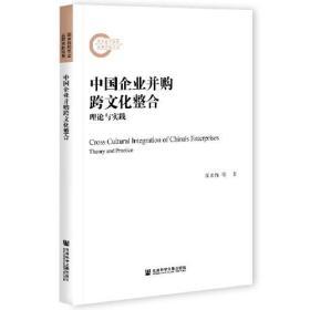 中国企业并购跨文化整合:理论与实践