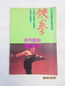 侠拳——广东南拳名家套路