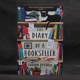 英文原版 THE DIARY OF A BOOKSELLER 【《书店日记》英文版】