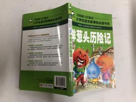 洋葱头历险记(彩图注音版)/名校班主任推荐小学生语文新课标必读书系·