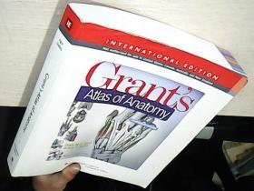 Grants Atlas of Anatomy 格兰特解剖图集