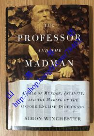 The Professor and the Madman 教授与疯子 9780060175962