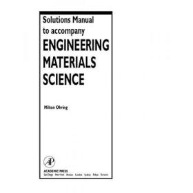 Solutions Manual to Accompany Engineering...