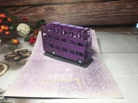 哈利波特骑士巴士立体卡片贺卡harry potter knight bus pop up card