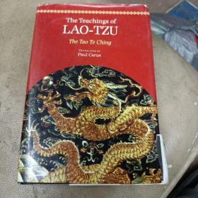 《The  Teachings  of  LAO-TZU  The  Tao  Te  Ching》(老子《道德经》的教导)