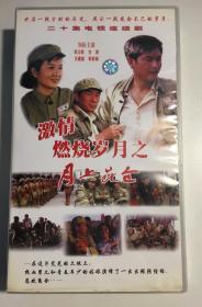 月上昆仑 连续剧 vcd 电视剧  郑卫莉 王建国 方涛  20碟