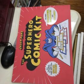 TheSuperheroComicKit超级英雄漫画工具包