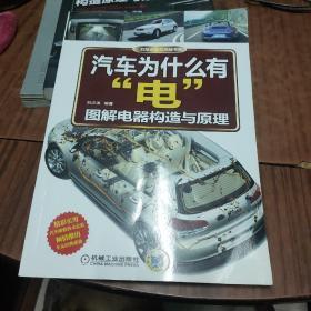 """汽车为什么有""""电"""":图解电器构造与原理—1-1"""