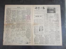 哈尔滨科学小报 1956年  第17期,第27期  (两份)
