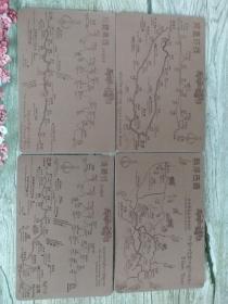 明信片     畅游西藏、滇藏线、川藏南线、阿里环线   软质材料