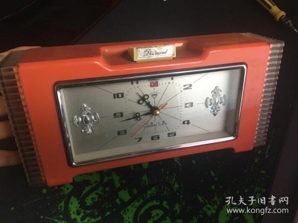 上海钻石牌老闹钟
