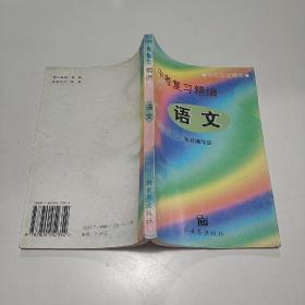 中考复习精编:语文