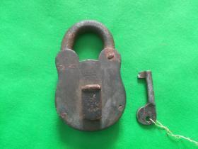 大号【英格兰】老铁锁