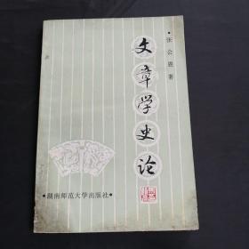 文章学史论(仅印一千册)
